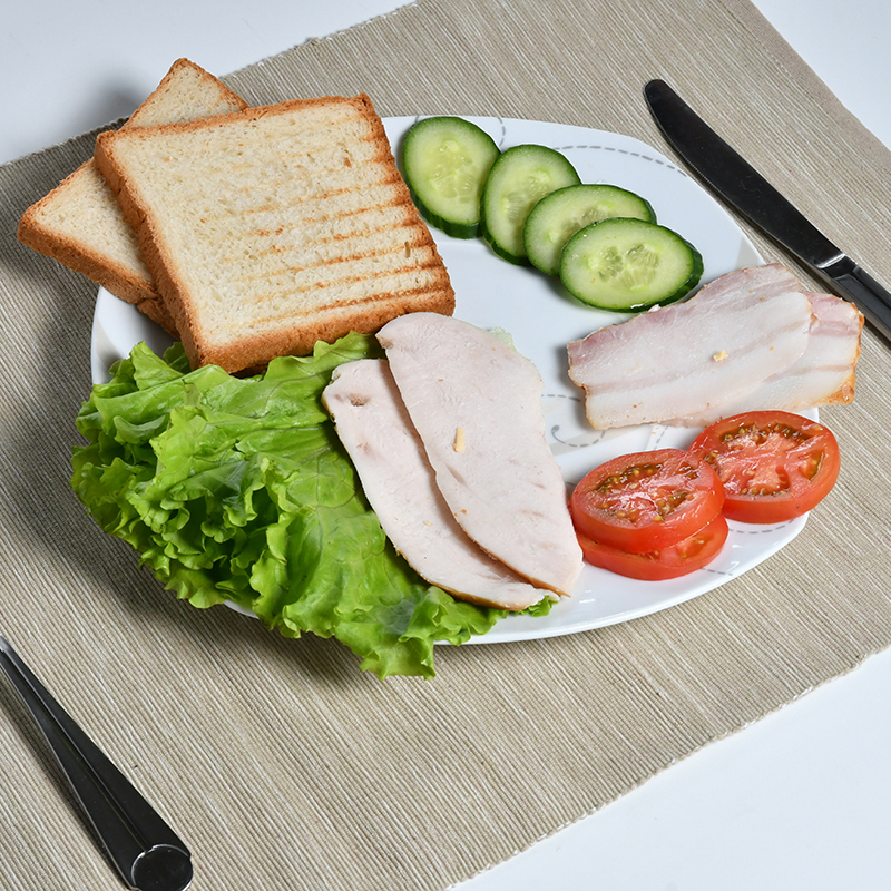 Сэндвич куица и бекон