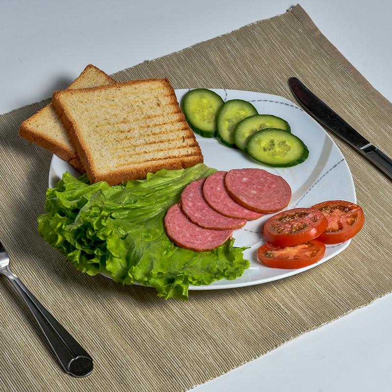 Сэндвич салями
