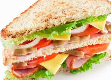Вкусные сэндвичи